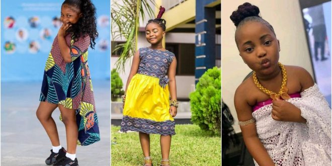 Meet Beautiful Nakeeyat, The Youngest Poet And Model In Ghana 1