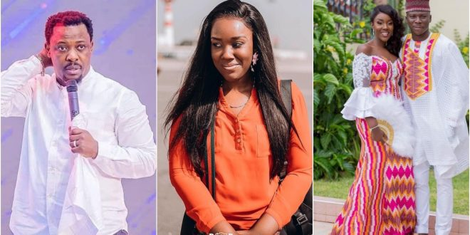 """""""Prophet Nigel almost slept with Stonebwoy's wife""""-  Former aid to Nigel reveals. 1"""