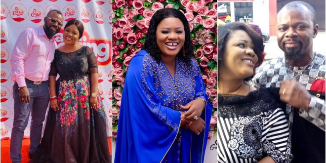 Beautiful Photos Drops As Obaapa Christy And Hubby Marks 8th Marriage Anniversary 1