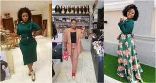 Obofour's wife gives us a taste of class in these photos 97