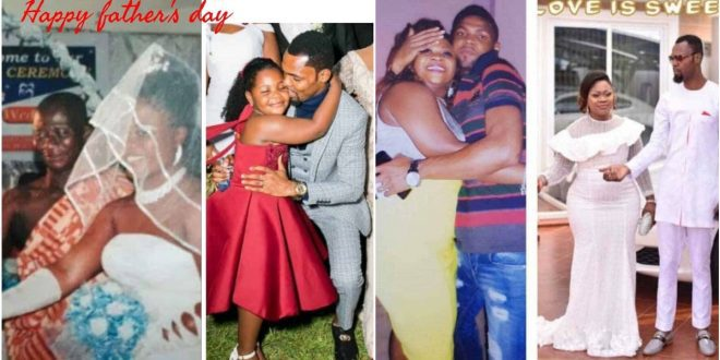 """""""I love you so much"""" Rev Obofour's wife pens down emotional message for him (photos) 1"""
