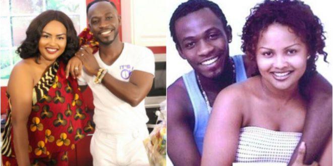 Before the love between Fella Makafui and Medikal, there was Okyeame Kwame and Nana Ama McBrown 1