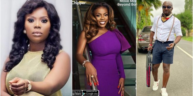 'Nana Aba doesn't love you, stop riding on her fame' - Delay advises Osebo 1