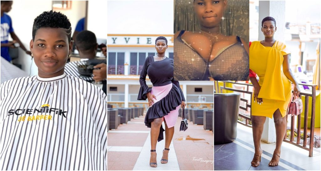 Social media reacts as Pamela Odame gives bedroom free show  (video) 4