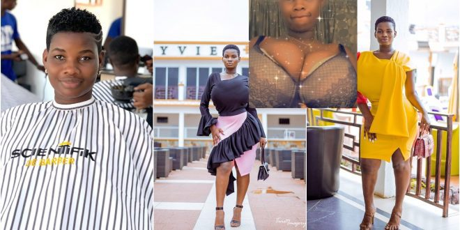 Social media reacts as Pamela Odame gives bedroom free show  (video) 1