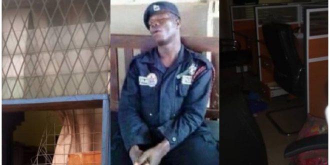 Brave Thieves Rob Nima Police Station 😂🤣😂 1