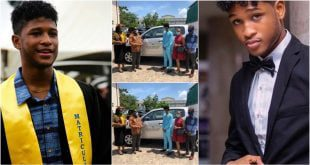 Rahim Banda gets Brand New Car From The Government As Free SHS Ambassador - Photos 17