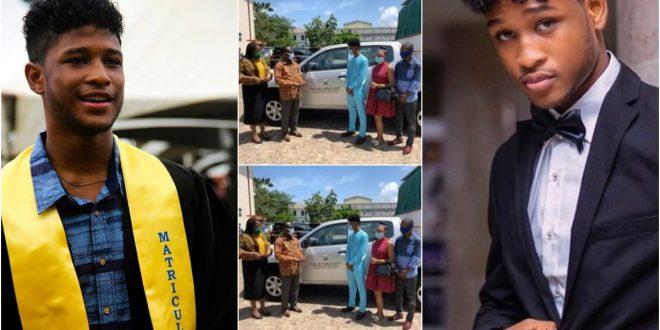 Rahim Banda gets Brand New Car From The Government As Free SHS Ambassador - Photos 1