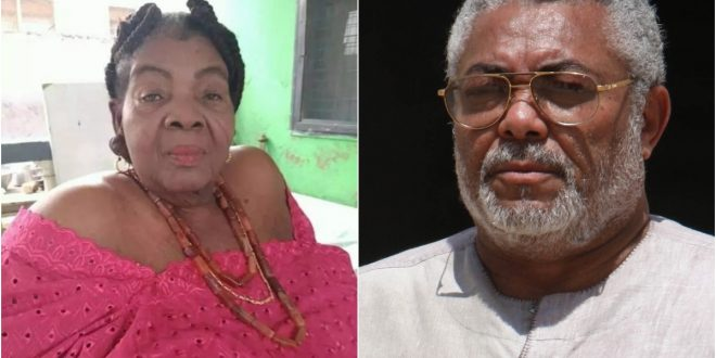 Meet the 100-year mother of J.J.Rawlings 1