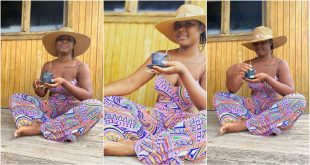 Actress Salma Mumin leaves social media breathless with her no-makeup looks 17
