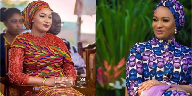 Samira Bawumia's fashionable photos you have never seen 1