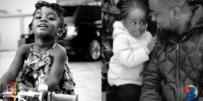 See Stunning Photos of Sarkodie's daughter 1