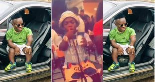 Money Still Dey! Shatta Bundle In A Whole Mood: Chills In An Expensive Club - Video 30