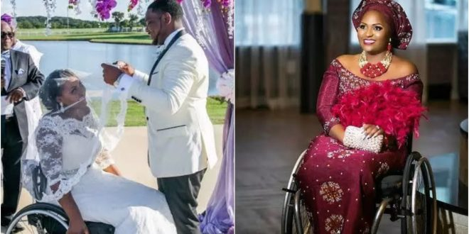 Meet Lizzy; a lady in a wheelchair with a spinal cord injury who 'slays' better than some ladies. 1