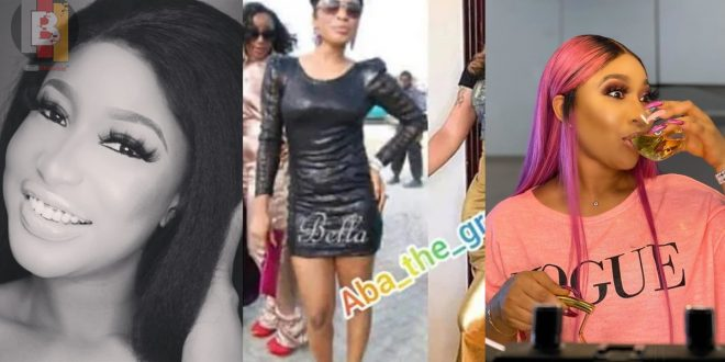 Tonto Dikeh Curses Those Who Preach Against Surgery as she flaunts her new body 1