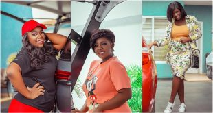' I won't fight any depressed person this year'- Tracey Boakye. 8