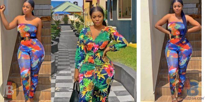 Yaw Dabo's Girlfriend, Vivian Okyere Causes Stir As She Drops Some Hot Photos 1