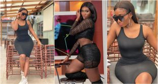Check out the savage reply from Wendy Shay to the female presenter who hit on her relationship rumor with Bullet. 16