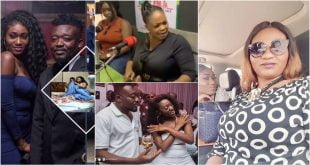Wendy Shay's mother speaks on Bullet chopping her daughter reports 18