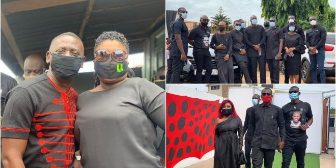 First Photos From The One-Week Observation Of Kwadwo Wiafe Surfaces 1