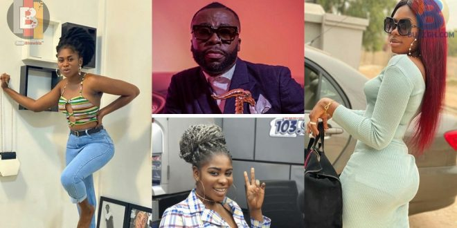 "'I'm Sorry"" - Andy Dosty apologizes to Yaa Jackson for disgracing her on live radio. 1"