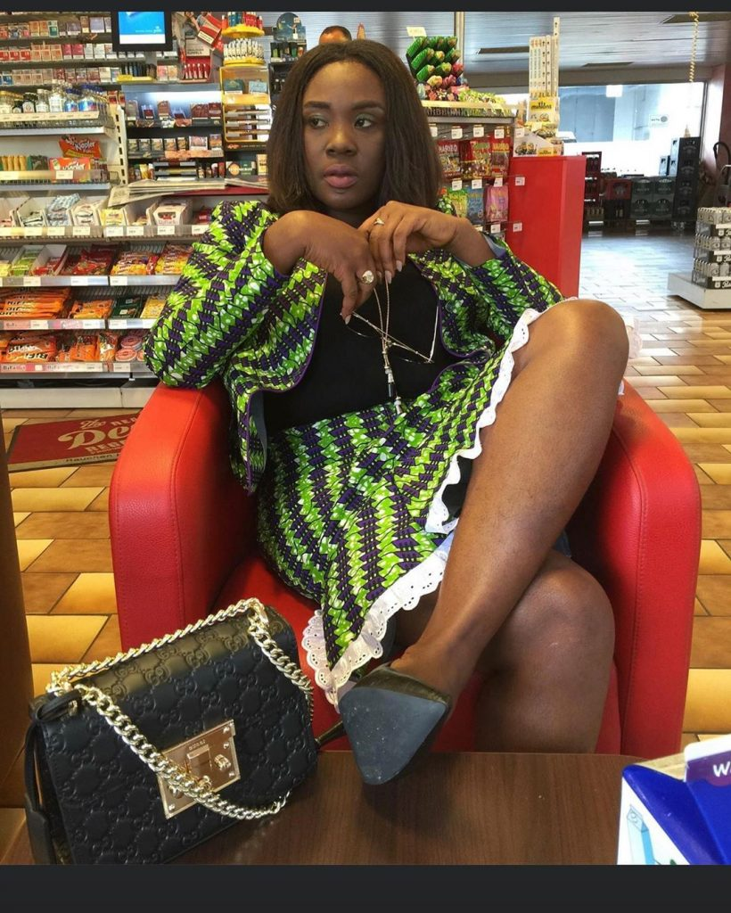 6 recent pictures of actress Emelia Brobbey that you probably haven't seen before (photos) 5