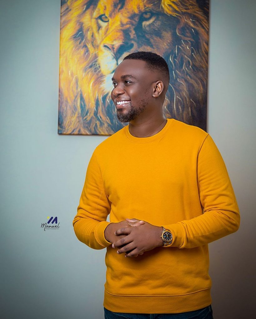 Joe Mettle celebrates a year older today with stunning pictures 5