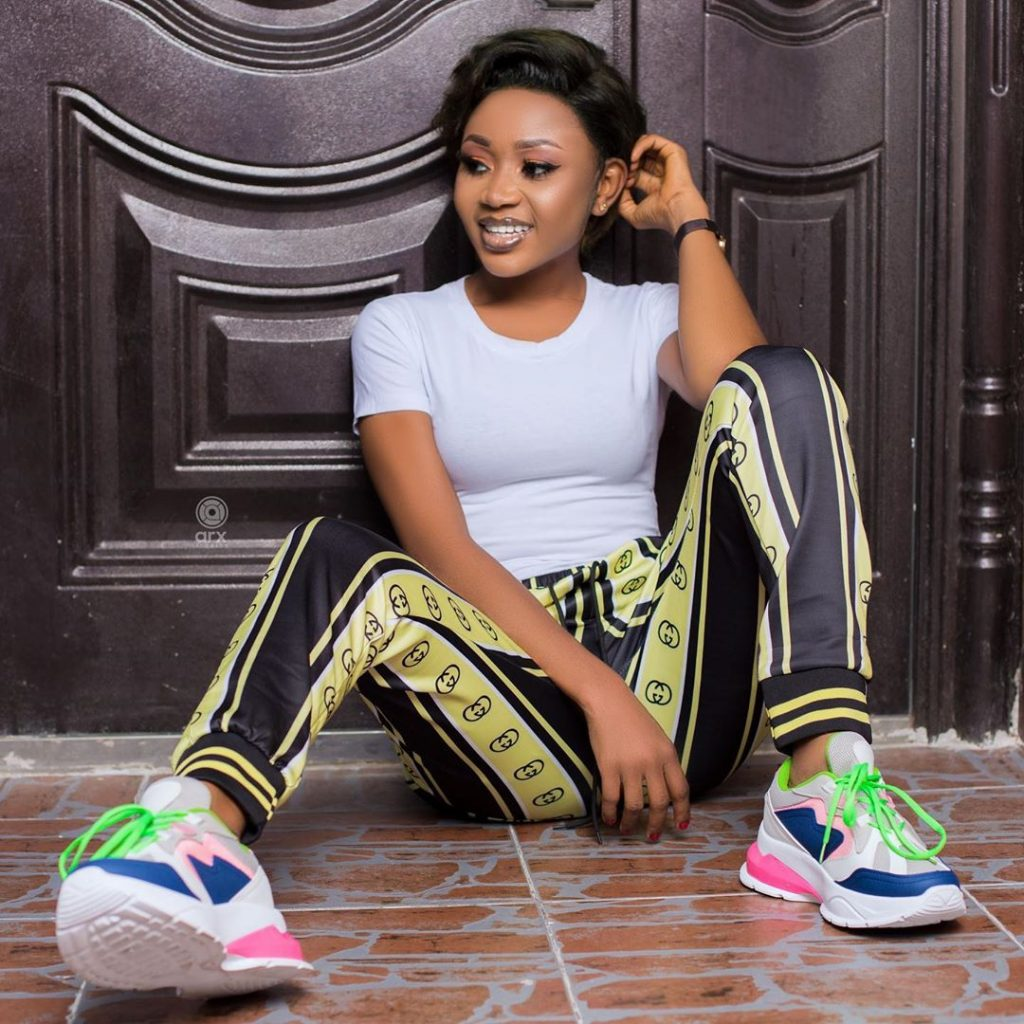School Time Photos Of Akuapem Poloo Hits Online - Check Out 2