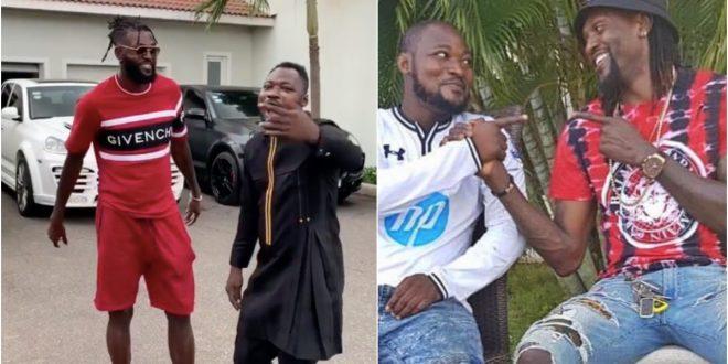 Adebayor finally unfollows Funny Face on social media for disrespecting him 1