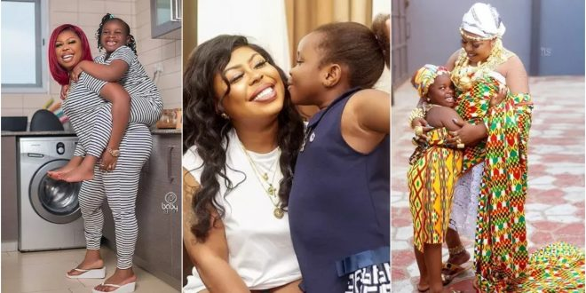 Mommy Goals: Afia Schwarzenegger And Daughter Teases Us With Adorable Twins-up Photos 1