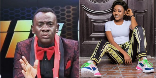 """Are You The Only Single Mother In The World, What Sort Of Disgrace To Womanhood Is This?"" – Angry Akrobeto Blasts Akuapem Poloo 1"