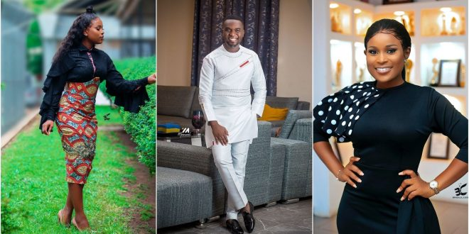 Berla Mundi Finally Confirms Dating Rumour With Joe Mettle In Latest Tweet - Screenshot 1