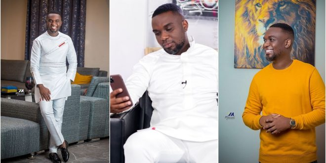 Joe Mettle celebrates a year older today with stunning pictures 1