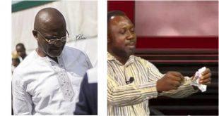 Pastor Obotan Turns Paper Into Money as he shows tricks of some fake pastors 2