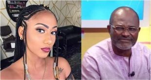 I will Release All Your N@ked Videos For Disrespecting Chairman Wontumi – Kennedy Agyapong Threatens Hajia4 Real 10