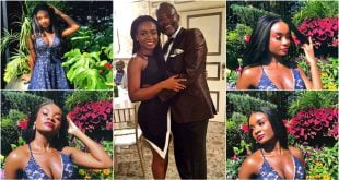 Kennedy Agyapong's Prodigal Daughter Drops Seductive Photos To Mark Her Birthday 9