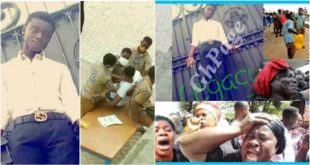 Mother Of The Boy Who Died At KNUST SHS Finally Speaks - Video 74