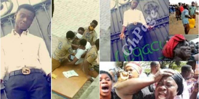 Mother Of The Boy Who Died At KNUST SHS Finally Speaks - Video 1