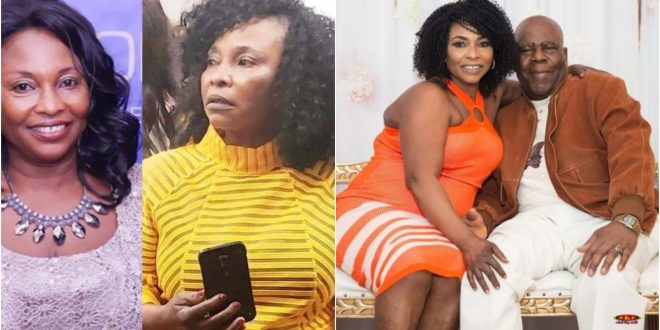New Date For Actress Kyeiwaa And Husband Kissi Asare's White Wedding Revealed 1