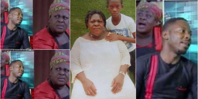 """No actor or actress came to visit my mother when she was sick for one year""- Miliky Micool's son reveals 1"