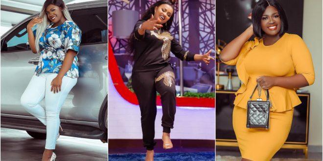 'Nana Ama is my role model' - Tracey Boakye blast critics 1