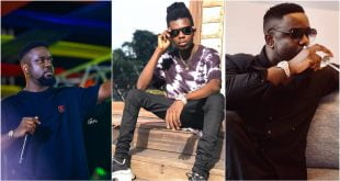 Strongman K!lls Medikal, Sarkodie and other rappers in a latest Diss track - Video 19