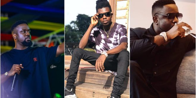 People will stop saying am ungrateful if I start dropping his secrets about sarkodie - Strongman Claims 1