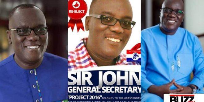 Just In: NPP's Sir John Dead Of Coronavirus 1
