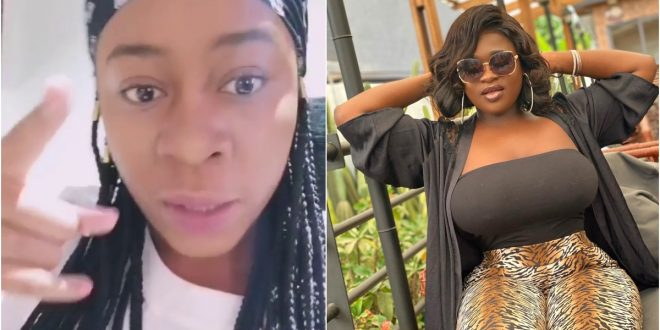 Another Physical Beef: Dede Supa Strongly Warns Sista Afia And Her Crew After They Allegedly Attacked Her - Video 1
