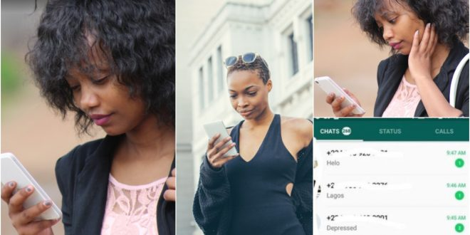 IT Specialist shows 5 smart ways to see your Partners WhatsApp messages on your phone - Check Out 1