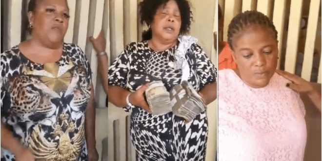 So sad! Women who steal and sell babies arrested (video) 1
