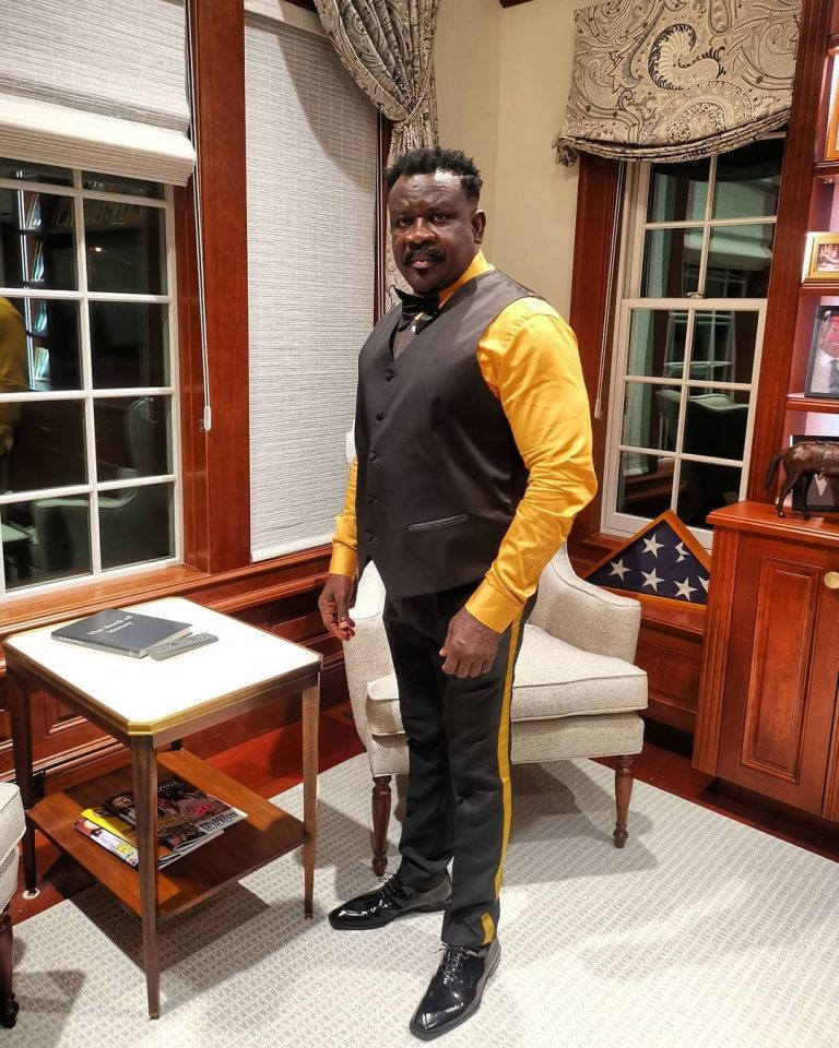 Koo Fori flaunts New Manson and luxery Cars In America 4