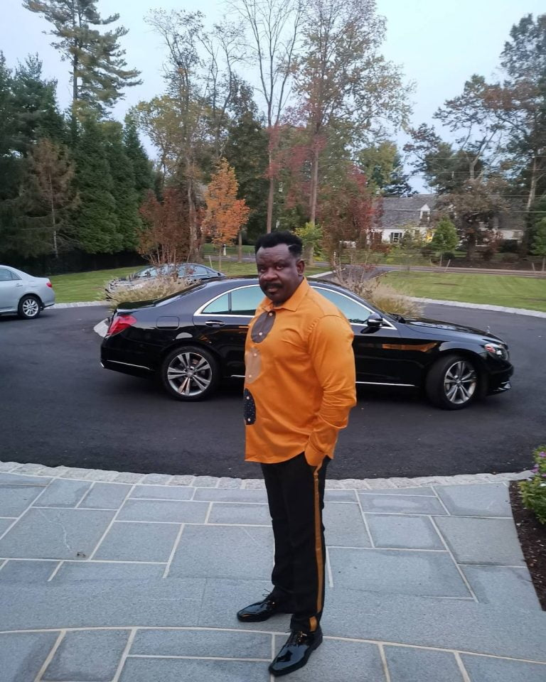 Koo Fori flaunts New Manson and luxery Cars In America 3