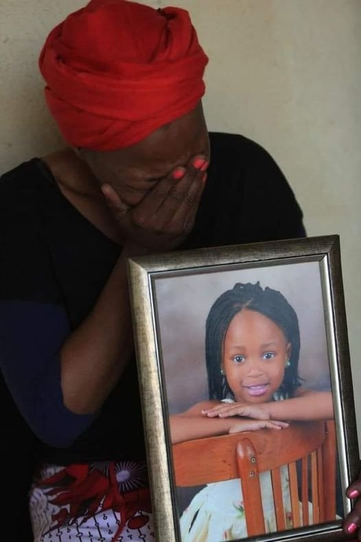 6-year-old girl raped, stabbed to death and dumped naked in South Africa 3